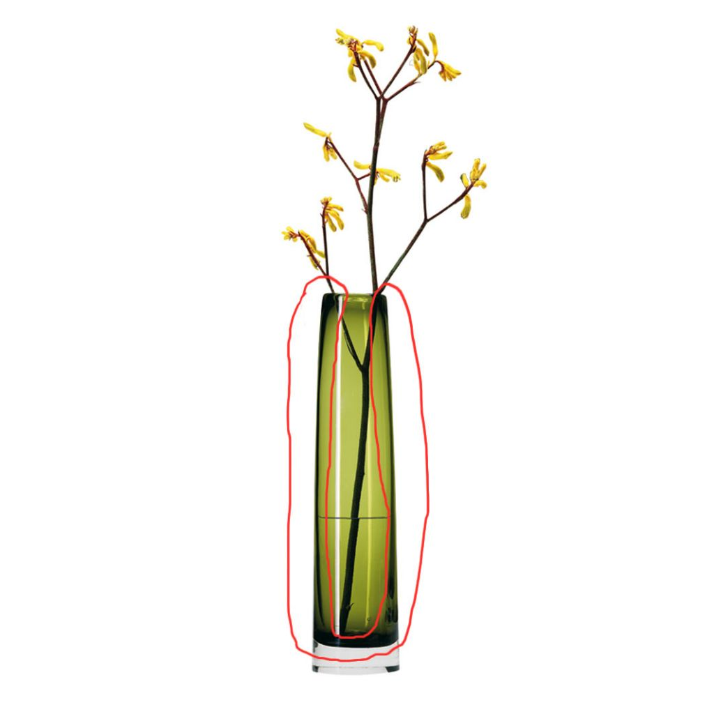 How to paint the glass or how to make a vase glass how to draw a glass art lesson reviewsmspy