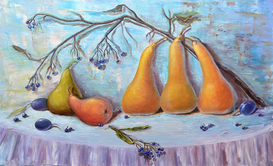pear, how to draw, how to paint, art lesson for beginner
